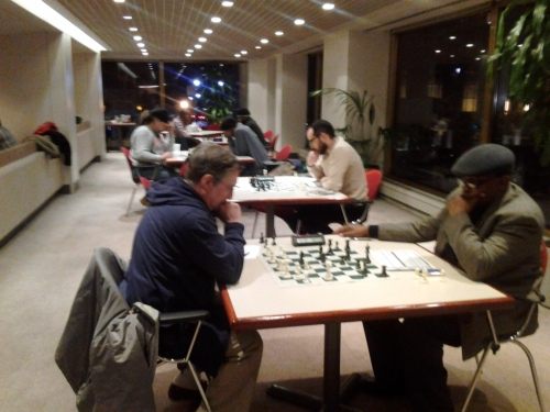 Commercial Chess League 11th Round Feb 20th 2013